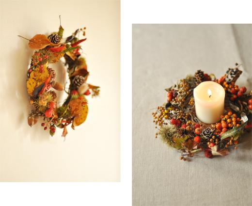 秋のリースと、感謝の日々と。_d0174704_22533225.jpg