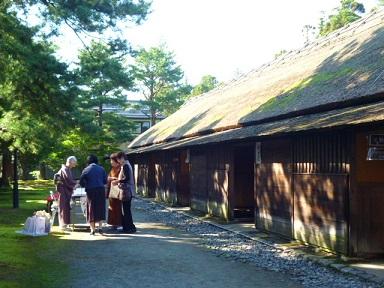 10月12日 「市民茶会」 清水園 と 喫茶室ひびや より_e0135219_1293590.jpg