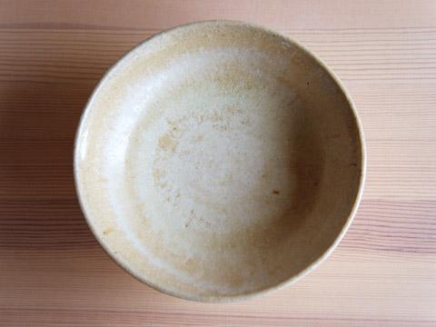 山野邊孝さんの小ぶりの盛り鉢。_a0026127_1735082.jpg