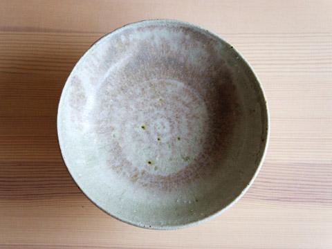 山野邊孝さんの小ぶりの盛り鉢。_a0026127_1741356.jpg
