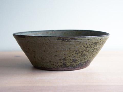広川絵麻さんの小ぶりの盛り鉢。_a0026127_17583977.jpg