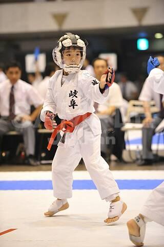 第14回全日本少年少女空手道選手権大会_d0010630_16465091.jpg