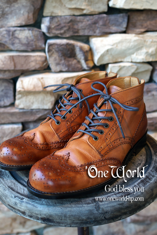 WING tip BOOTS_a0155932_22274338.jpg