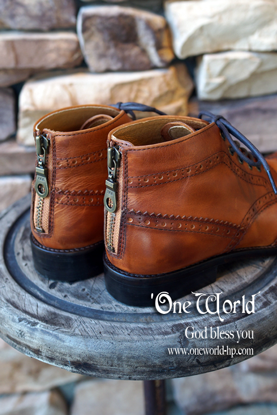WING tip BOOTS_a0155932_22294421.jpg