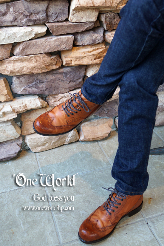 WING tip BOOTS_a0155932_22313729.jpg