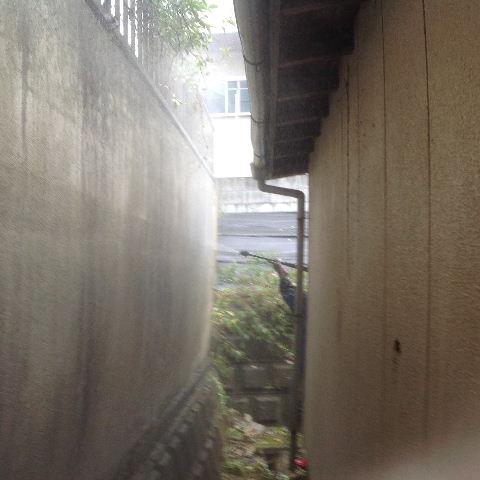 外構塗装 高圧洗浄_f0031037_17402142.jpg
