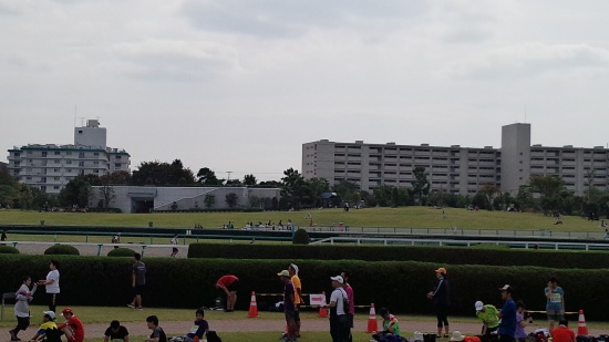 宝塚ランニングフェスティバル♪_a0218340_20114938.jpg