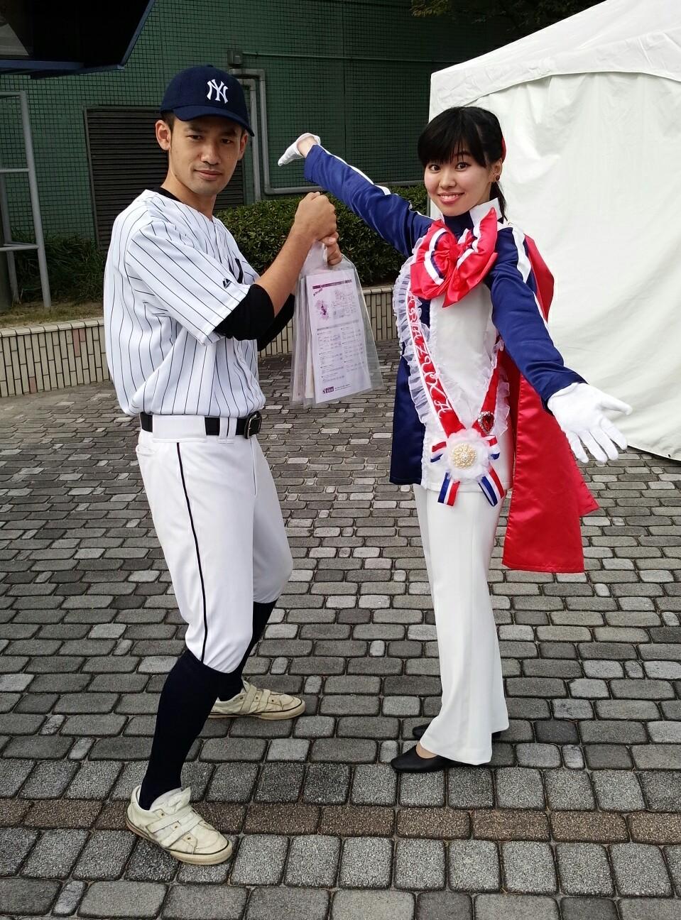 宝塚ランニングフェスティバル♪_a0218340_20125262.jpg