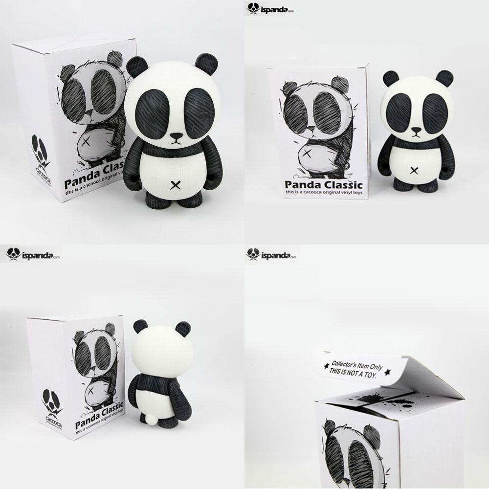 本場・北京在のアーティストによるパンダ・フィギュア_a0077842_2054755.jpg