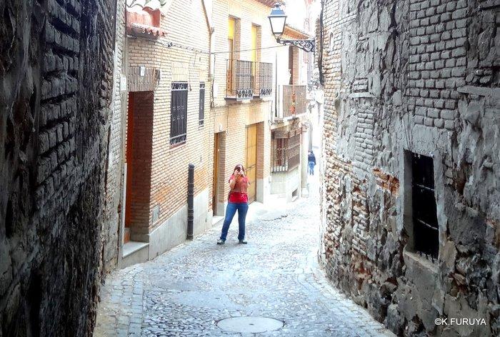 スペイン旅行記 7 トレド  その1_a0092659_1341791.jpg
