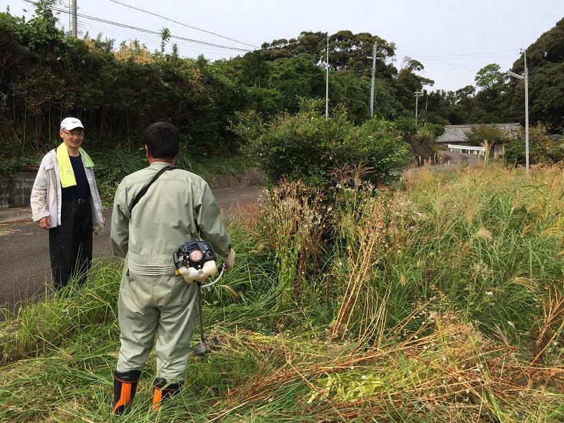 平成廿六年 十月二日~十二日 農地造成 於熊野_a0165993_1042263.jpg