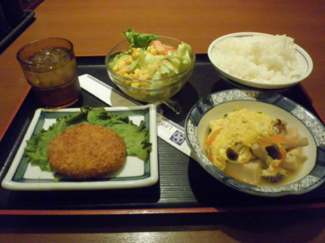 めしや食堂       赤川店_c0118393_857460.jpg