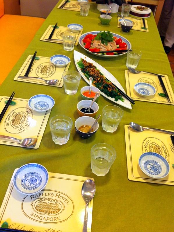 料理教室・・・海南チキンライス♪_f0141419_08292788.jpg