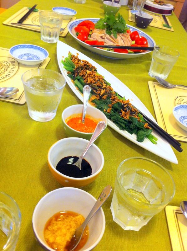 料理教室・・・海南チキンライス♪_f0141419_08304722.jpg