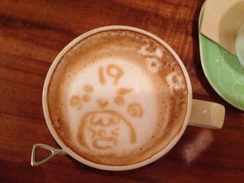 台風19号~コーヒーの中にも・・・~_b0298740_01462743.jpg
