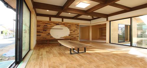『Neo伝統建築』~大工自ら挑む伝統建築と現代建築の融合~_c0079640_1663343.jpg