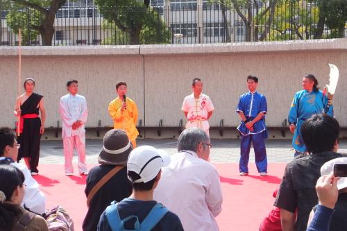 三国志祭 中国武術大会 群雄割拠2014に参加_a0039748_08590158.jpg