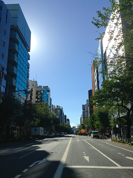Hello from Tokyo 04 市ヶ谷_a0003650_2139966.jpg