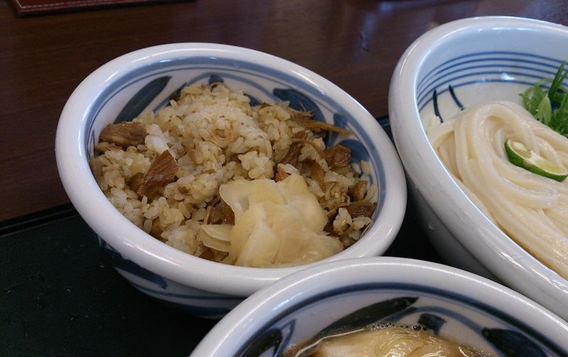 肉汁うどん 利八_d0162864_5491083.jpg