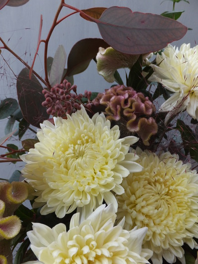 オークリーフ(㐂八さん開店の花)_f0049672_134109.jpg