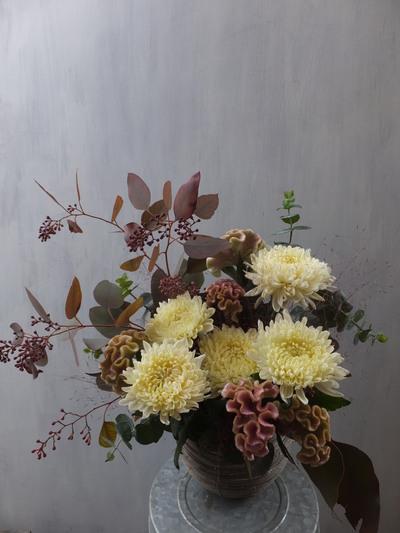 オークリーフ(㐂八さん開店の花)_f0049672_13414451.jpg