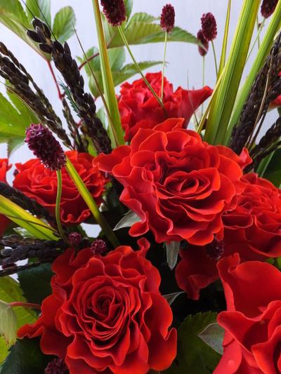 オークリーフ(㐂八さん開店の花)_f0049672_13424432.jpg