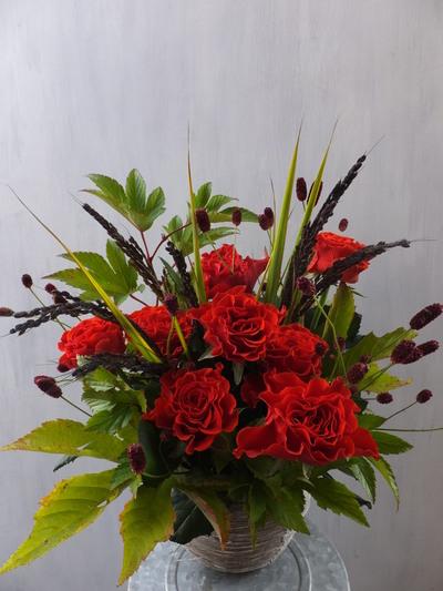 オークリーフ(㐂八さん開店の花)_f0049672_134315100.jpg