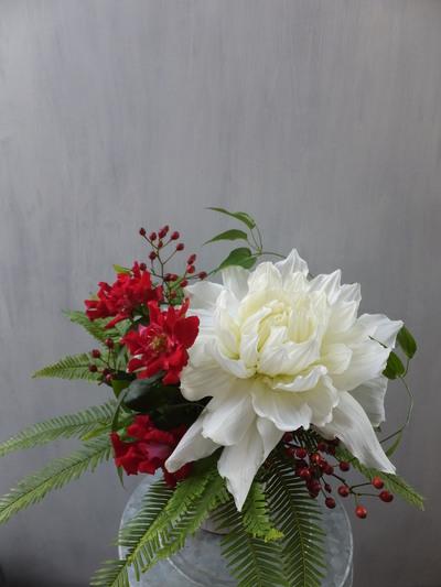 オークリーフ(㐂八さん開店の花)_f0049672_13442224.jpg