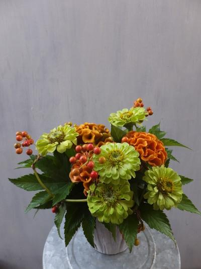 オークリーフ(㐂八さん開店の花)_f0049672_134461.jpg