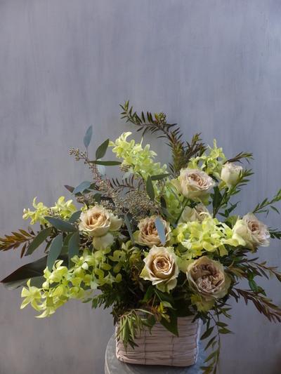 オークリーフ(㐂八さん開店の花)_f0049672_13472456.jpg