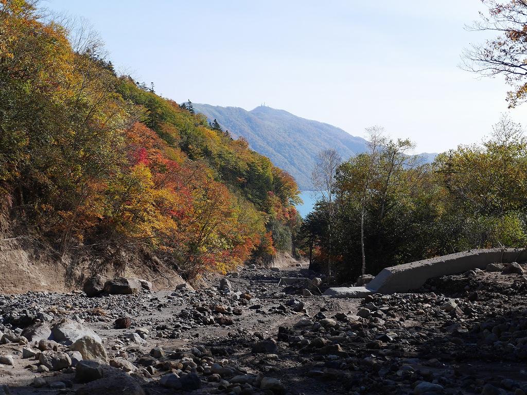 恵庭岳、10月12日-その1-_f0138096_14451424.jpg