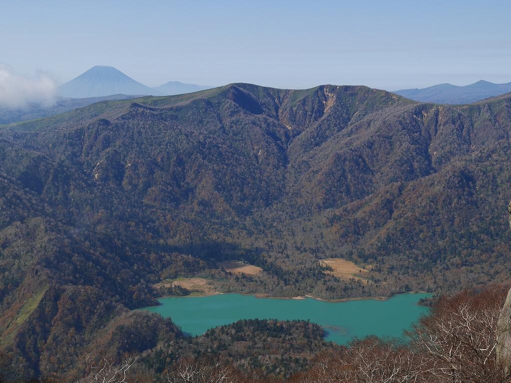 恵庭岳、10月12日-その1-_f0138096_14455482.jpg