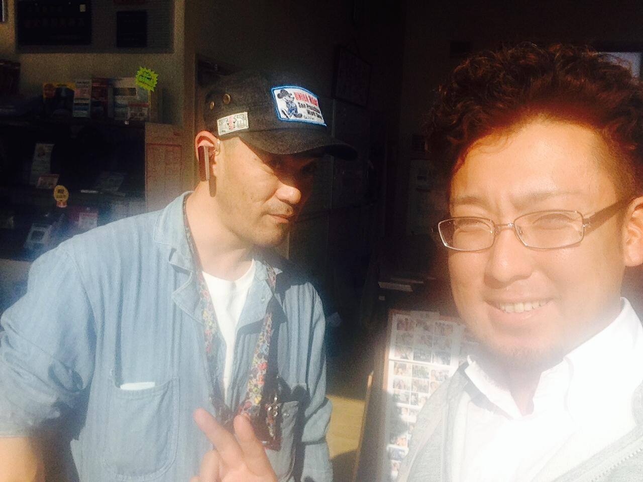 10月15日 山本&店長の助け合いブログ。ランクル ハマー レンタカー アルファード_b0127002_17322497.jpg