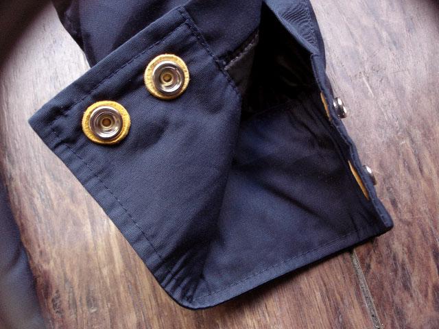 NEW : Crescent Down Works [Rib Collar Down Shirt] & [Rib Collar Quilting Down Shirt] 60/40 !!_a0132147_2224791.jpg