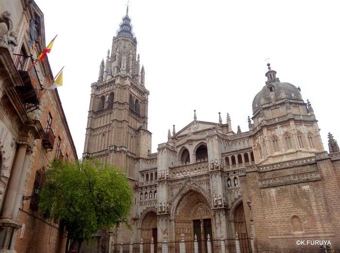 スペイン旅行記 8 トレド その2  カテドラル_a0092659_2210678.jpg