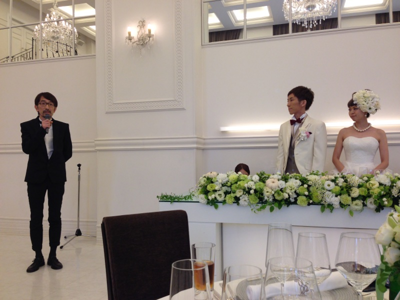小澤くん Happy Wedding♪_b0161661_11483072.jpg