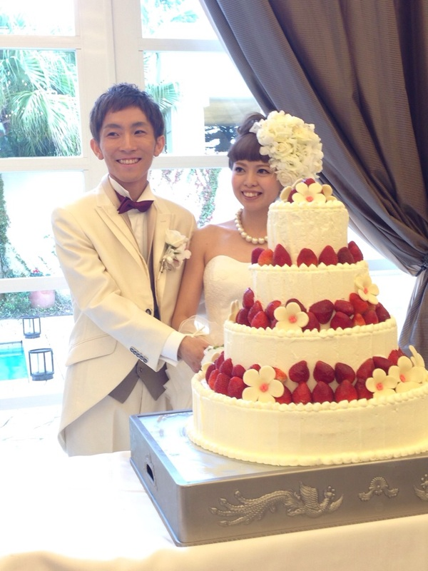 小澤くん Happy Wedding♪_b0161661_11484619.jpg