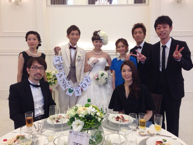 小澤くん Happy Wedding♪_b0161661_11495360.jpg