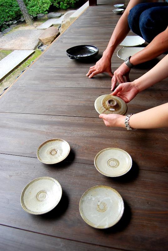 倉敷ポジャギ作品展&菊池克作陶_b0165872_20303953.jpg