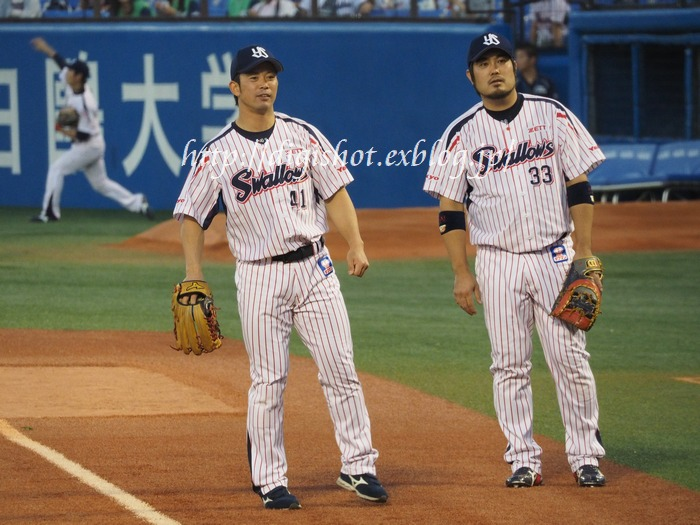 今季は勝負強さが光った畠山和洋選手_e0222575_11333891.jpg