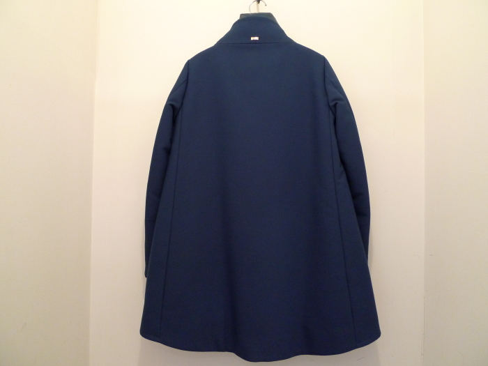 HERNO 4BUTTON A LINE DOWN COAT NAVY_f0111683_12445066.jpg