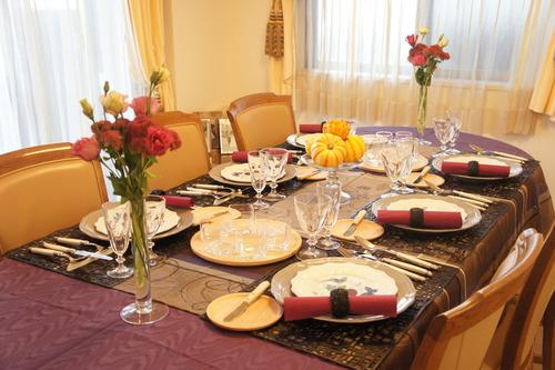 お家でビストロ料理 ~テーブルコーディネート~_f0215714_17151079.jpg