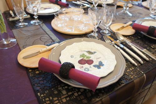 お家でビストロ料理 ~テーブルコーディネート~_f0215714_171684.jpg