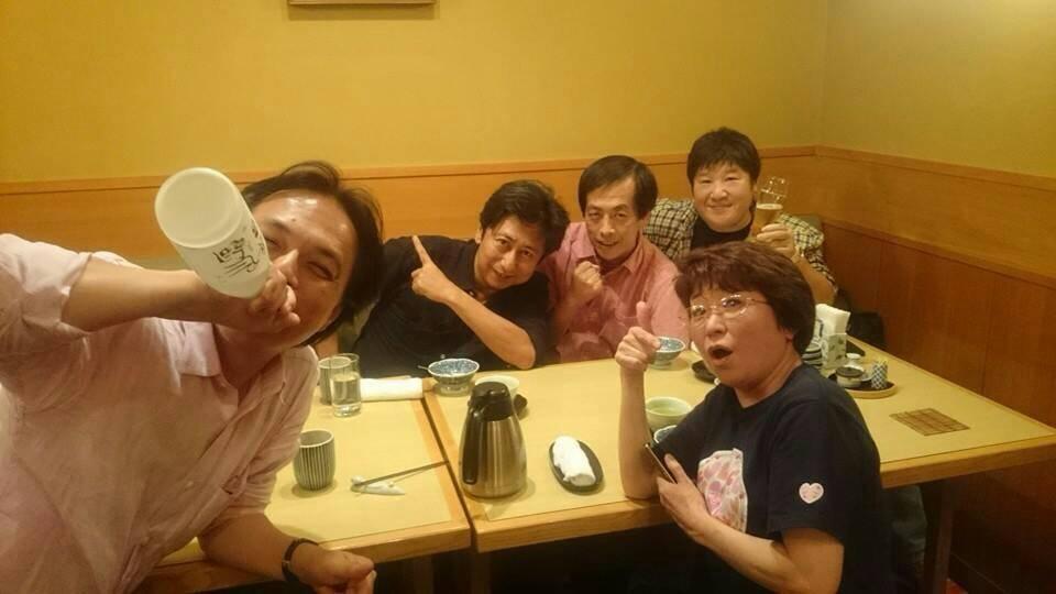 セガの竹崎さんと愉快な仲間たち_a0163623_21263846.jpg