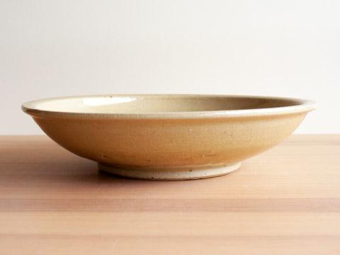 田谷直子さんの大きめの盛り鉢。_a0026127_20413731.jpg