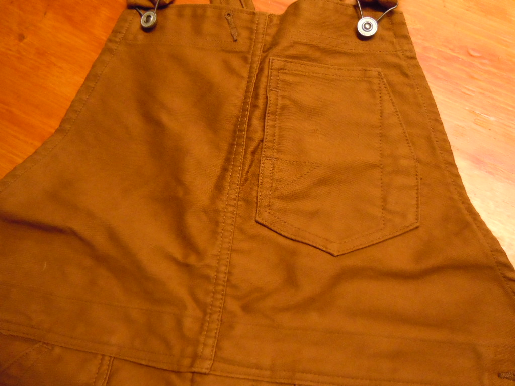 """DAPPER\'S \""""ENGINEER\'S STYLE OVERALLS TYPE LOW BACK\""""_b0278148_14303459.jpg"""