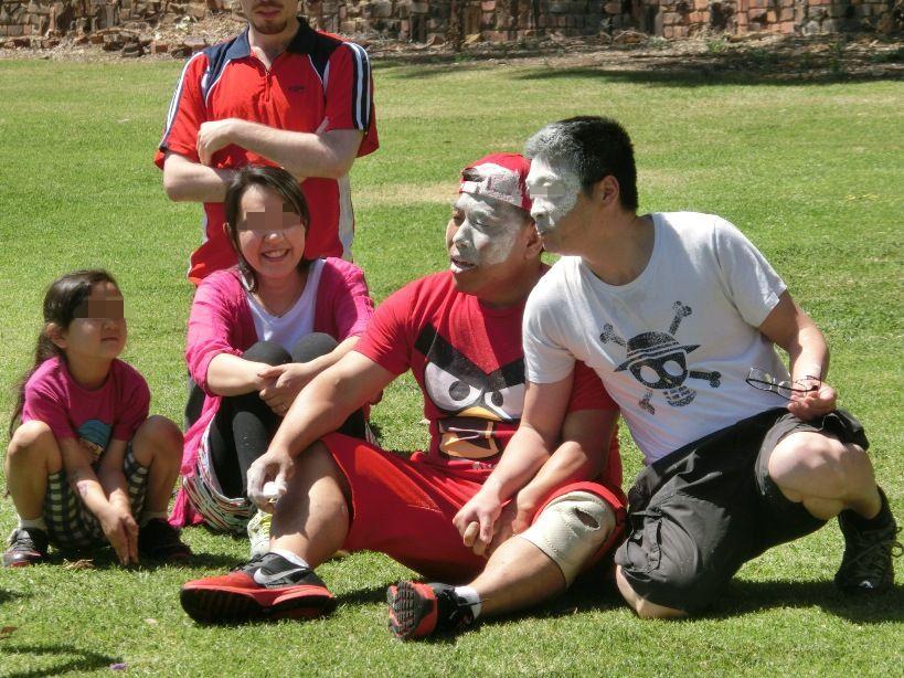 Sports day(運動会)の写真その2_f0234165_16131784.jpg