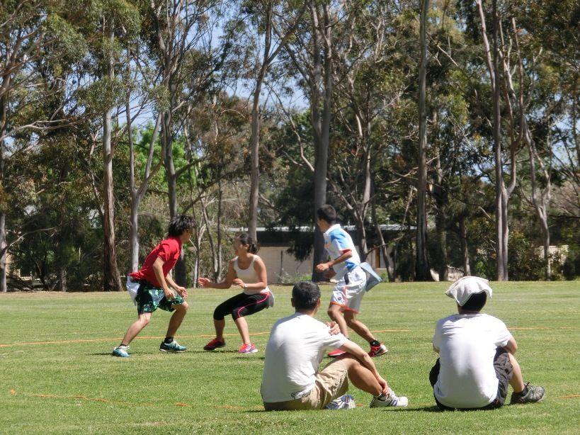 Sports day(運動会)の写真その2_f0234165_1665540.jpg