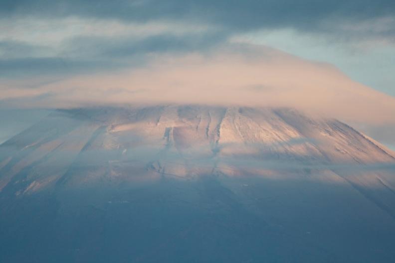 富士山の初冠雪_d0133581_21565289.jpg
