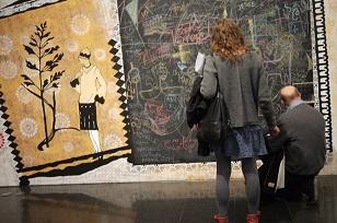 ④「MUSEU D´ART CONTEM PORANI」とスケボー少年たち=スペイン・バルセロナ編=_f0226293_1273338.jpg